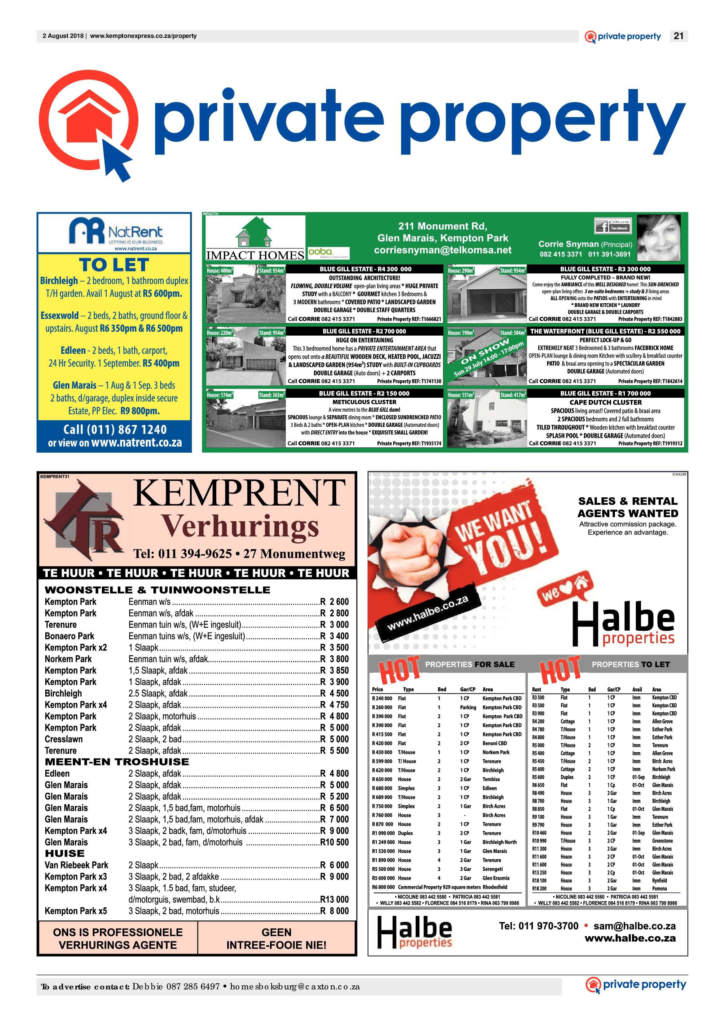 Kempton Express 02 August 2018 | Kempton Express