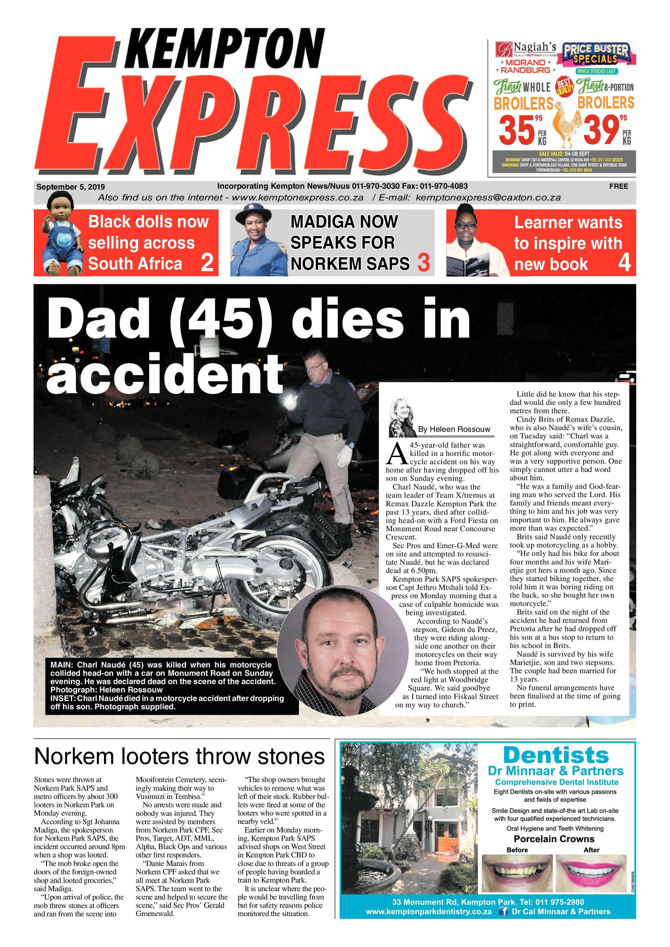 ePaper Publications | Kempton Express